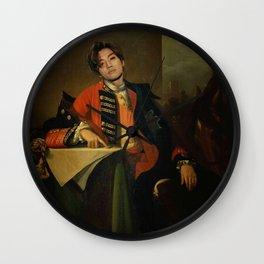 Prince Daesung of Bigbang Wall Clock