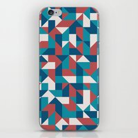 native iPhone & iPod Skins featuring Native by Matt Borchert