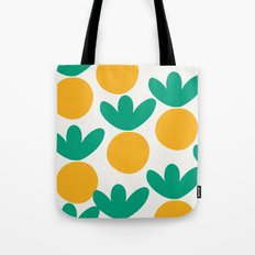Minimalist Fruit Summer Pattern Tote Bag