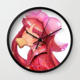 Kyary Pamyu Pamyu Candy Candy Wall Clock