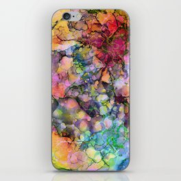 Colours - The Magic of Life iPhone Skin