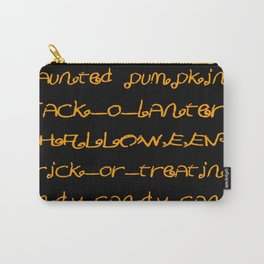 Halloween II Carry-All Pouch