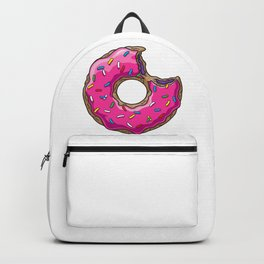You can't buy happiness, but you can buy DONUTS. Backpack