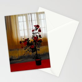 Lonesome Rose Stationery Cards