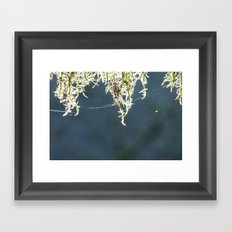 HOME IS WHERE YOU MAKE IT Framed Art Print