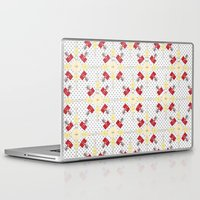 perfume Laptop & iPad Skins featuring perfume lover  by Alaasparks