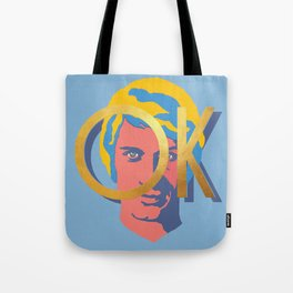 Ok Duke Tote Bag