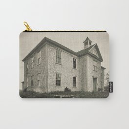 Acadian School House Carry-All Pouch