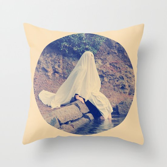 In which paranormal investigator is my fallback career Throw Pillow