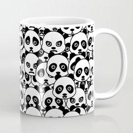 Panda Pattern Coffee Mug