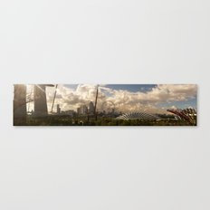 Father Nature Canvas Print