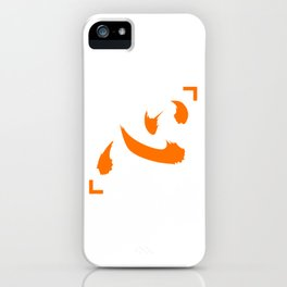 Netero Lucky Shirt Inspired Design (Symbol means Heart/Mind in Japanese) iPhone Case