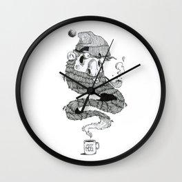 CHRISTMAS MAGIC MUG Wall Clock