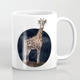 After Hours Giraffe Coffee Mug