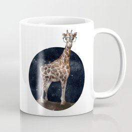 After Hours Giraffe Coffee Mug