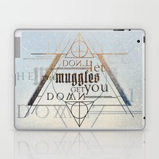 Muggle Laptop & iPad Skin