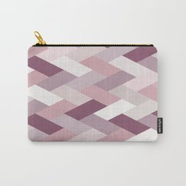 Buy Rose, Purple, Neutral Geometry IB Carry-All Pouch