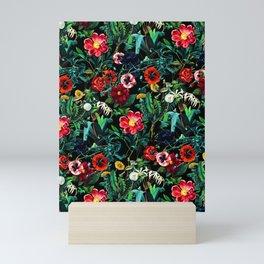 Night Forest VII Mini Art Print