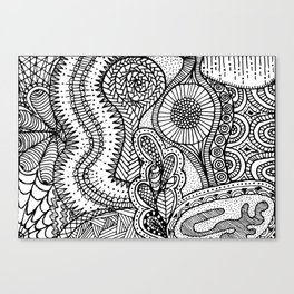 Trapt Canvas Print