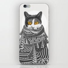 Colder Than I Thought iPhone & iPod Skin
