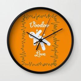 Voodoo (designer) Wall Clock