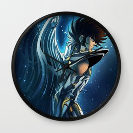 Cosmic Seiya Wall Clock