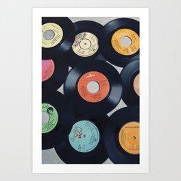 Make it Funky Art Print