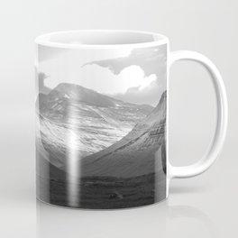 Mountains in East Iceland Coffee Mug