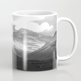 Mountains in East Iceland Coffee Mug