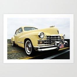 Cadillac Series 62 Art Print