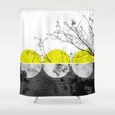 There's Always Only One Reality Shower Curtain