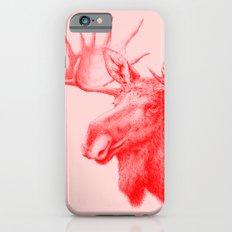 Moose red Slim Case iPhone 6s
