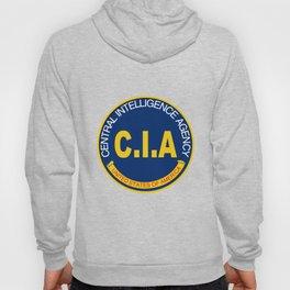 CIA Logo Mockup Hoody