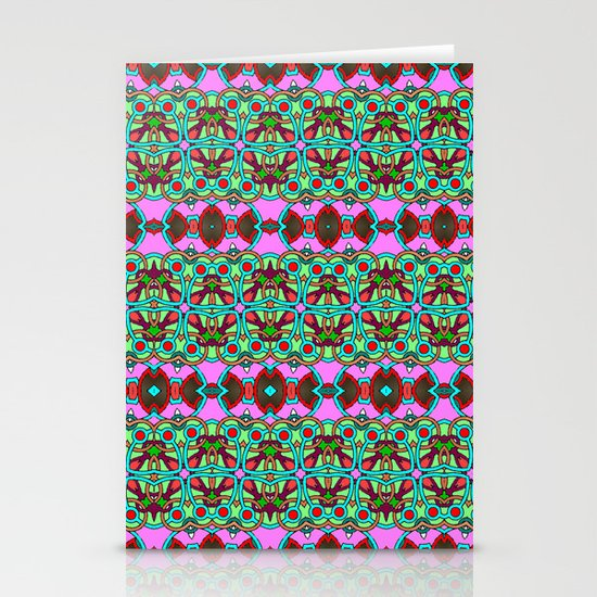 Pretty Pattern Stationery Cards
