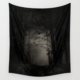 SEARCHING FOR THE LIGHT Wall Tapestry