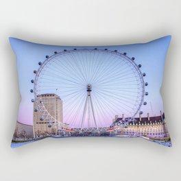 The London Eye, London Rectangular Pillow