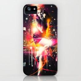 Citylights iPhone Case