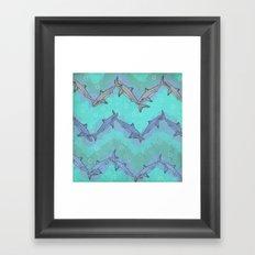 Sharkron Framed Art Print