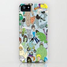 Let's Hit The Beach iPhone (5, 5s) Slim Case