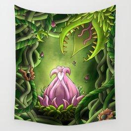 Plantera- Digital Wall Tapestry