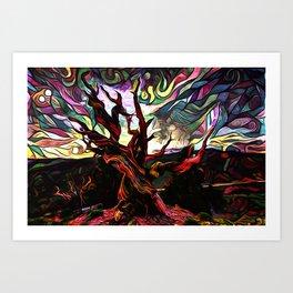 methuselah Art Print
