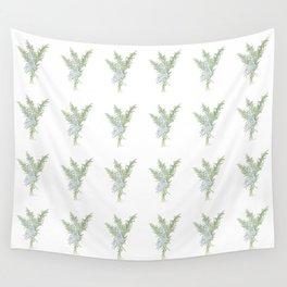 Flowering Rosemary Wall Tapestry