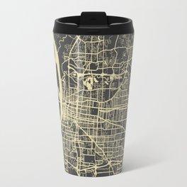 Memphis map Travel Mug