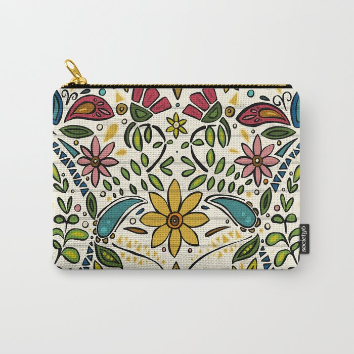 aziza pearl Carry-All Pouch
