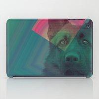 german iPad Cases featuring German Shepherd by MOSAICOArteDigital