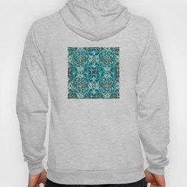 Moroccan Mandala Tile 02 Hoody