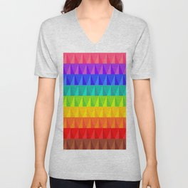 JJ Colors Unisex V-Neck