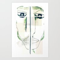 The Man - Circumcised Art Print