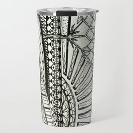 Tangled Land Travel Mug