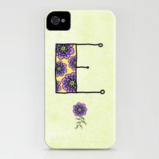 E Slim Case iPhone (4, 4s)